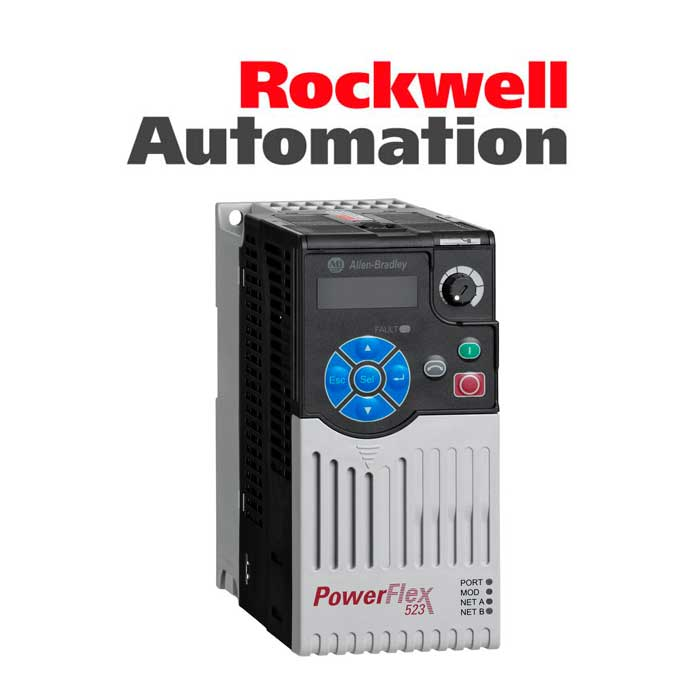 vds Rockwell Automation trifasico